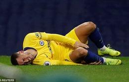 "Chelsea ""thở phào"" với Eden Hazard"