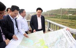 Sớm triển khai giai đoạn 2 thủy lợi Ngàn Trươi - Cẩm Trang