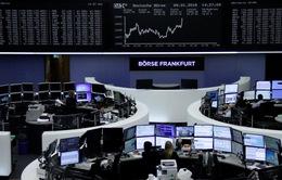 Thị trường chứng khoán châu Âu đồng loạt tăng điểm mạnh
