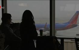 Hơn 1.240 chuyến bay bị hủy do bão tuyết tại Mỹ