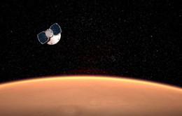 Tàu thăm dò NASA chuẩn bị đổ bộ sao Hỏa