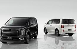 """""""Xế độc"""" Mitsubishi Delica trở lại: Sự hòa trộn của minivan và SUV"""