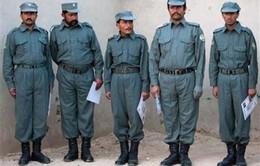 Taliban phục kích, giết hại ít nhất 22 cảnh sát Afghanistan