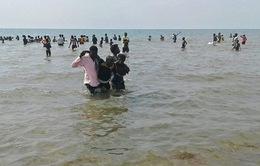 Lật thuyền ở Uganda, 30 người thiệt mạng