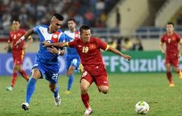 """Bán kết AFF Cup: Coi chừng! ĐT Việt Nam thường """"làm nền"""" cho ĐT Philippines"""