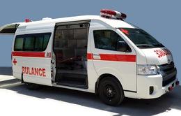 Quảng Nam: Chất lượng xe cứu thương không đảm bảo khiến người dân bức xúc