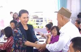 Chủ tịch Quốc hội tiếp xúc cử tri TP Cần Thơ