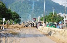 Thông tuyến nhiều tuyến đường tại Khánh Hòa