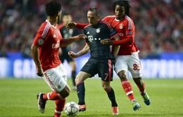 Lịch thi đấu Champions League tối 27, rạng sáng 28/11: Bayern Munich - Benfica, Lyon - Man City, Roma - Real Madrid
