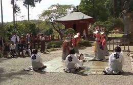 Nhật Bản hồi sinh điệu nhảy cổ Kagura
