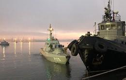 Nga lên án vụ tàu chiến Ukraine vi phạm chủ quyền