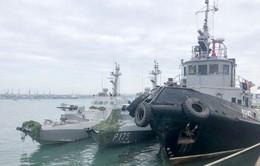 Từ eo biển Kerch, mâu thuẫn Nga - Ukraine nâng nấc thang mới