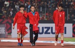 AFF Cup 2018: Bác sĩ khẳng định Văn Toàn có thể trở lại trong trận bán kết lượt về cùng ĐT Việt Nam