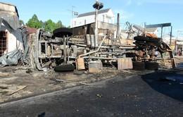 Tăng cường xử lý vi phạm xe chở hàng dễ cháy nổ