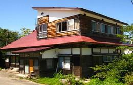 Không có người ở, nhiều địa phương ở Nhật Bản tặng nhà miễn phí