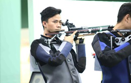 Môn Bắn súng Đại hội TTTQ 2018: 3 kỷ lục mới ngay trong ngày thi đấu đầu tiên