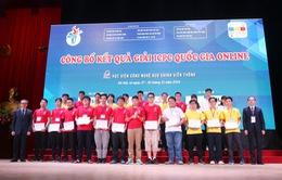 Khai mạc Olympic Tin học Sinh viên Việt Nam lần thứ 27