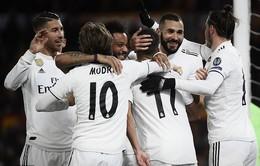Real Madrid xác lập kỷ lục chưa từng có tại Champions League
