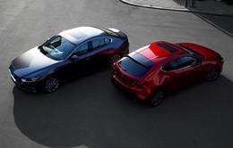 Trầm trồ trước những hình ảnh đầu tiên về Mazda 3 2019