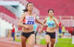 Môn Điền kinh Đại hội TTTQ 2018: Lê Tú Chinh liên tiếp phá kỷ lục