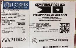 AFF Cup 2018: Không khó để sở hữu tấm vé bán kết lượt đi giữa ĐT Philippines và ĐT Việt Nam tại Bacolod