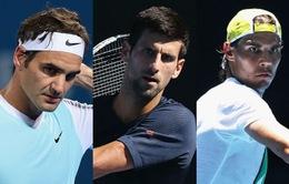 """Vì sao Federer, Nadal hay Novak Djokovic """"trẻ mãi không già""""?"""