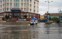 Mưa lớn gây ngập cục bộ tại miền núi Đà Nẵng