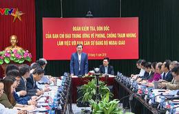 """Bộ trưởng Tô Lâm: """"Xử lý nghiêm những cán bộ có hành vi tham nhũng"""""""