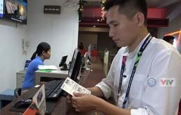 Cùng MC Quốc Khánh mua vé trận ĐT Philippines - ĐT Việt Nam tại Bacolod