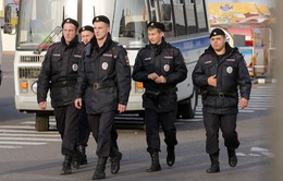 Đe dọa đánh bom ở Thủ đô Moscow, Nga