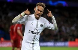Neymar báo tin không thể vui hơn cho PSG