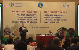 """Việt Nam cam kết """"Không còn nạn đói"""" vào năm 2025"""