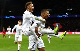ĐHTB vòng bảng 5 Champions League: Ngập tràn sao PSG