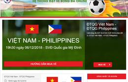 Hết vé trận Việt Nam - Philippines, VFF gửi lời xin lỗi người hâm mộ