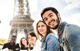 Số sinh viên quốc tế tới Pháp liên tục giảm