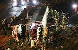 Tai nạn giao thông thảm khốc tại Hong Kong (Trung Quốc)