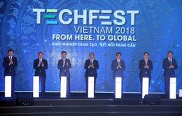 Ngày hội Khởi nghiệp đổi mới sáng tạo Việt Nam 2018: Khởi nghiệp sáng tạo - Kết nối toàn cầu