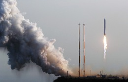 Hàn Quốc thử nghiệm thành công động cơ tên lửa