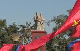 Khánh thành Đài Hữu nghị Việt Nam - Campuchia