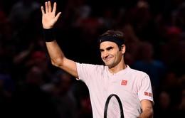 Paris Masters 2018: Đánh bại Nishikori, Federer đối đầu Djokovic tại bán kết