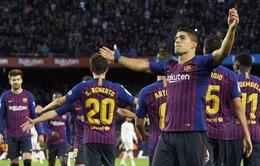 Barcelona lập kỷ lục về mức lương trung bình cho mỗi cầu thủ