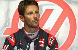 Romain Grosjean không được FIA gỡ bỏ án phạt