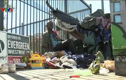Nhà ở là quan tâm lớn nhất của cử tri vô gia cư ở Mỹ