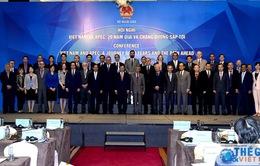 Việt Nam đồng hành và đóng góp tích cực thúc đẩy hợp tác APEC