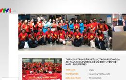 Nở rộ tour du lịch sang Philippines xem bán kết AFF Cup 2018