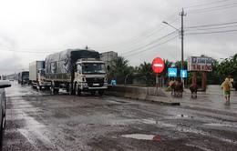 Yêu cầu khẩn trương sửa chữa đoạn quốc lộ 1 qua Phú Yên