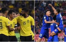 AFF Cup 2018: ĐT Thái Lan áp đảo Malaysia về các con số thống kê