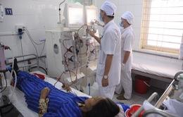 Lạng Sơn: Triển khai kỹ thuật thẩm tách siêu lọc máu
