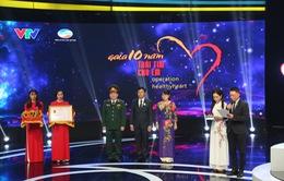 Quỹ Tấm lòng Việt vinh dự nhận Huân chương lao động hạng Ba
