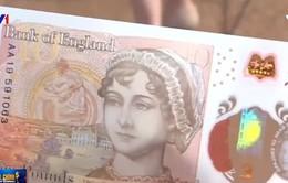 Ngân hàng Trung ương Anh tìm gương mặt mới cho đồng 50 Bảng